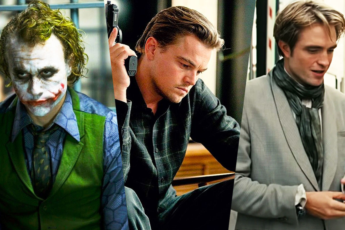 6 handsome actors who appear in Christopher Nolan movies