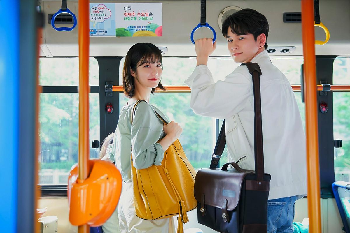 Ong Seong Wu, Shin Ye Eun make perfect visual chemistry in upcoming drama 'Probability'