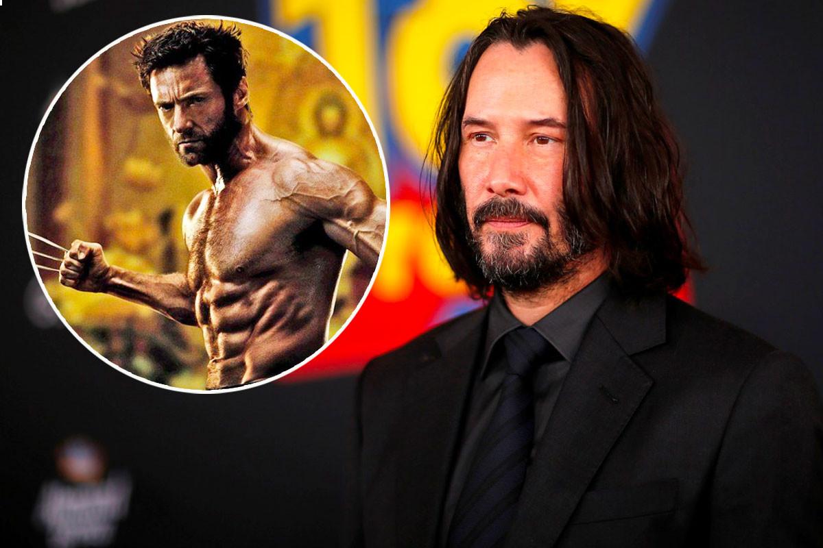 Keanu Reeves reveals his desire to play Wolverine