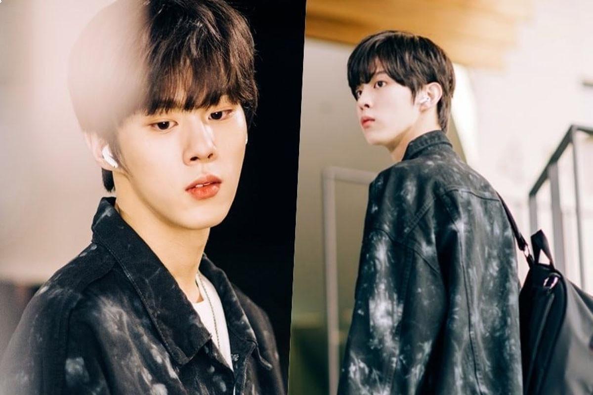 "Web Drama ""Twenty Twenty"" Reveals New Stills Of Kim Woo Seok"