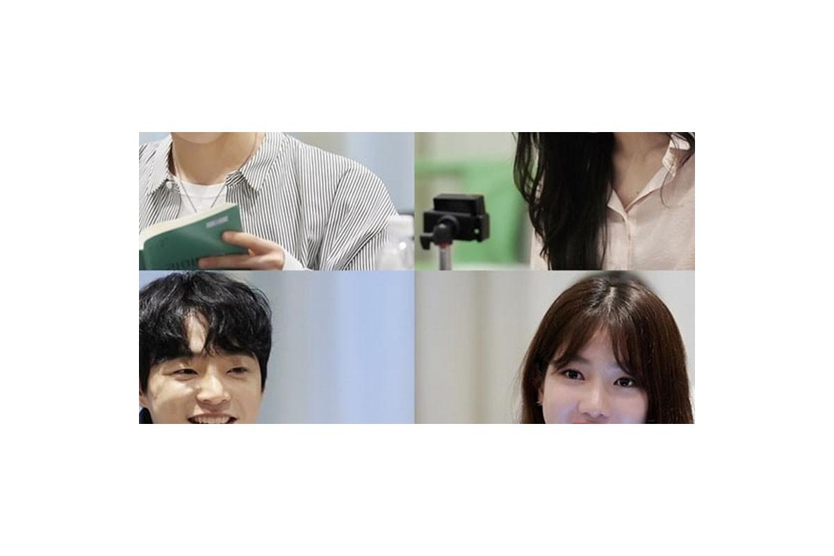 Upcoming JTBC Drama Reveals 1st Script Reading Images of Jung Da Bin, NU'EST's Minhyun And More