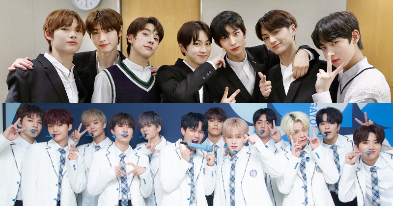 10 K-Pop Rookie Groups In 2020 With The Highest Twitter Followers