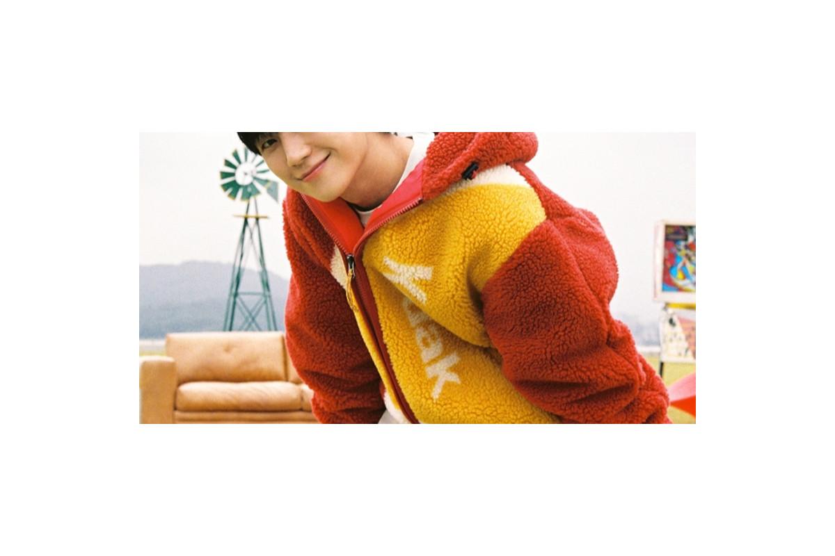Jung Hae In selected as first advertising model for Kodak Apparel