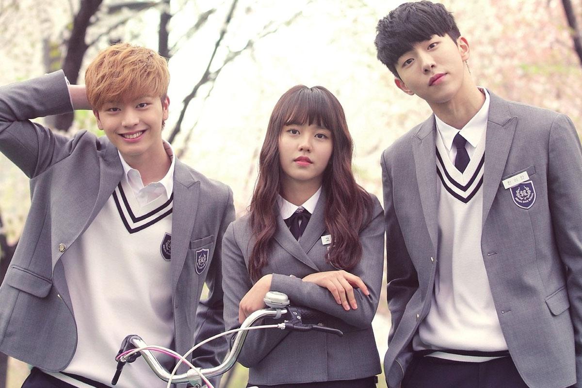 List School Dramas For Back To School Season