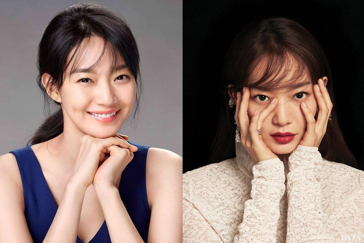 "Shin Min Ah Makes Rare Appearance on Yoo Jae Suk's Variety Show ""You Quiz On The Block"""