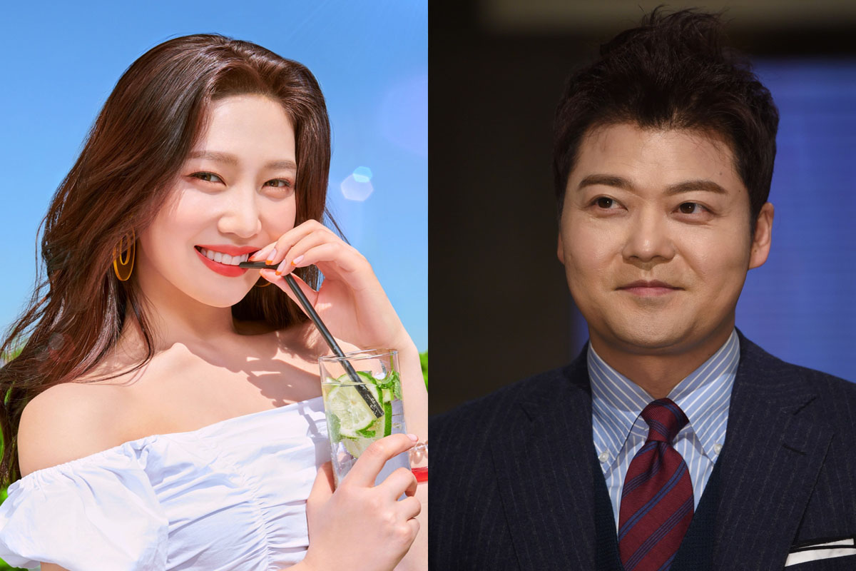 Red Velvet's Joy and Jun Hyun Moo to host for brand-new idol dog competition on Chuseok