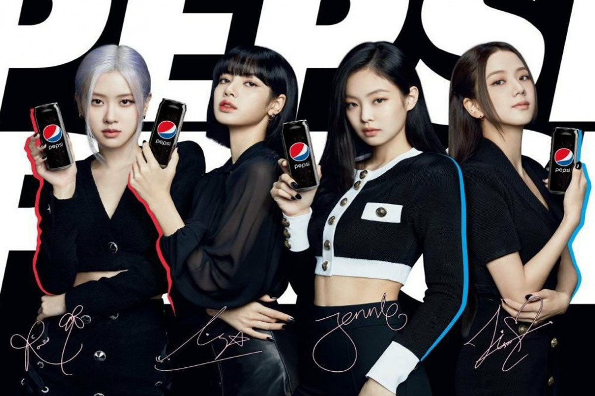 BLACKPINK become endorsement models of 'Pepsi' in China, Vietnam, Thailand, & Philippines