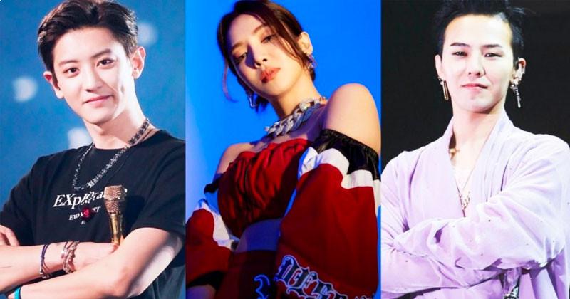 Times When K-Pop Idols Savagely Dissed MNET