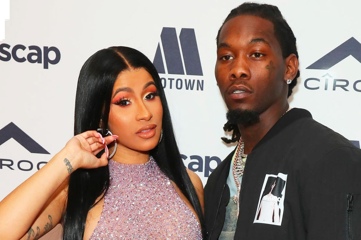 Cardi B files divorce with husband Offset