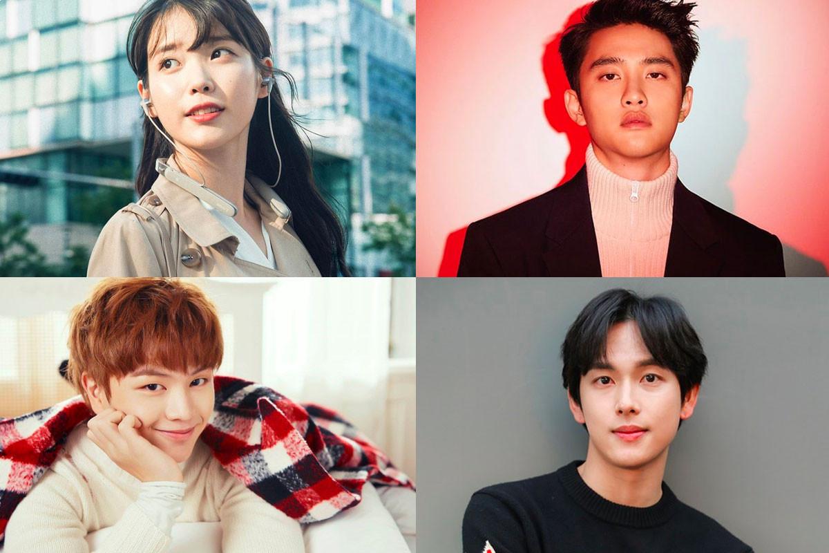4 K-Pop Idols Get Recognization For Excellent Acting Skills