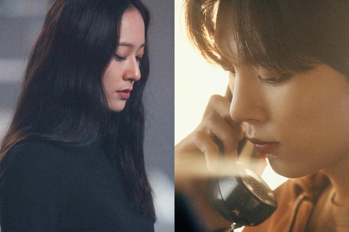 Krystal & Kim Woo Seok show off their killing visuals in 'Clio' CF