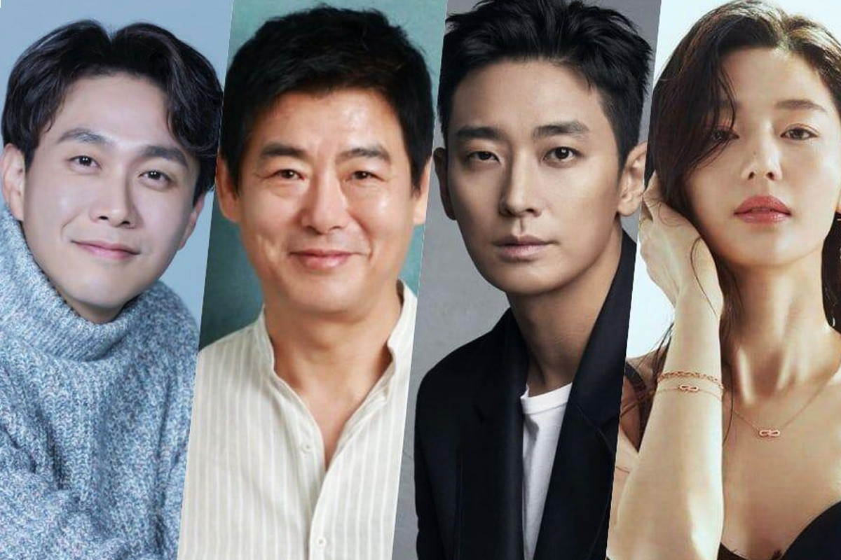 Oh Jung Se And Sung Dong Il To Appear With Joo Ji Hyun and Jun Ji Hyun in new drama