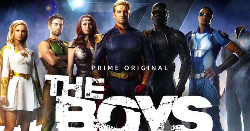 The Boys: Blatant DC-Marvel Plagiarism