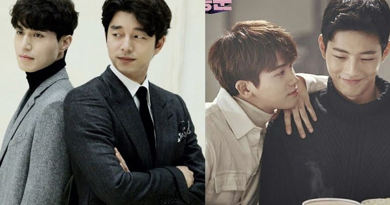 15 K-Drama Bromances That Are Cuter Than The Lead Couple