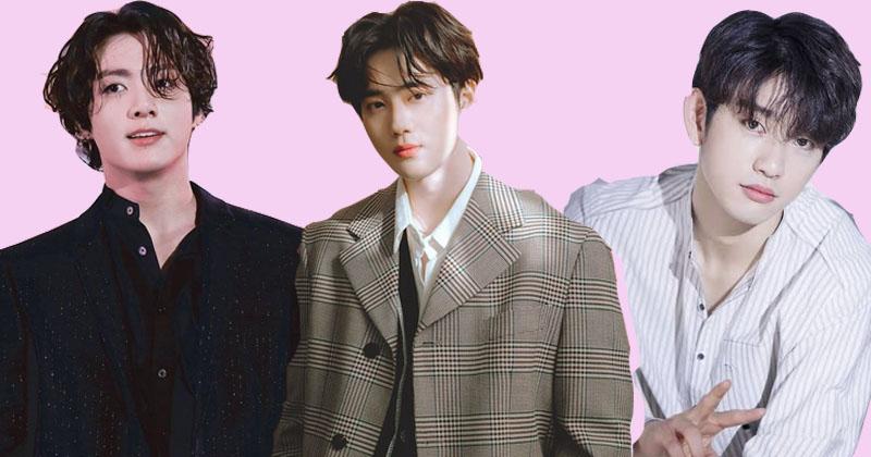 6 Male K-Pop Idols Who Are True Romantics