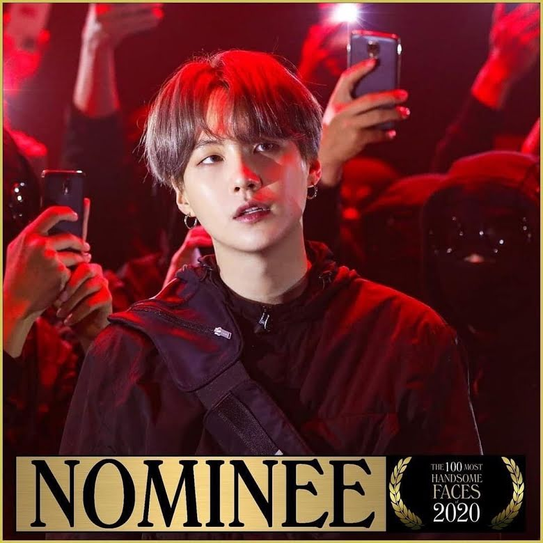"""Let's see The Big Hit Entertainment Idols Nominated For 2020's """"100 Most Handsome Faces"""""""