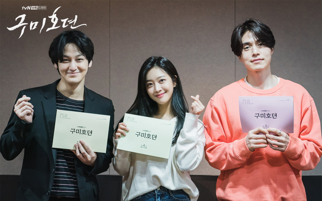 """Jo Bo Ah, Lee Dong Wook, And Kim Bum Atrractt Viewers With Memorable Lines In """"Tale Of The Nine Tailed"""""""