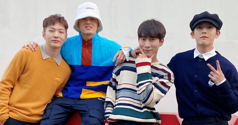 BTOB 4U To Release 1st Mini Album 'INSIDE' On November 16