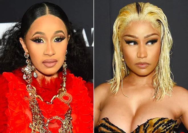 Cardi B and Nicki Minaj to have collaboration?