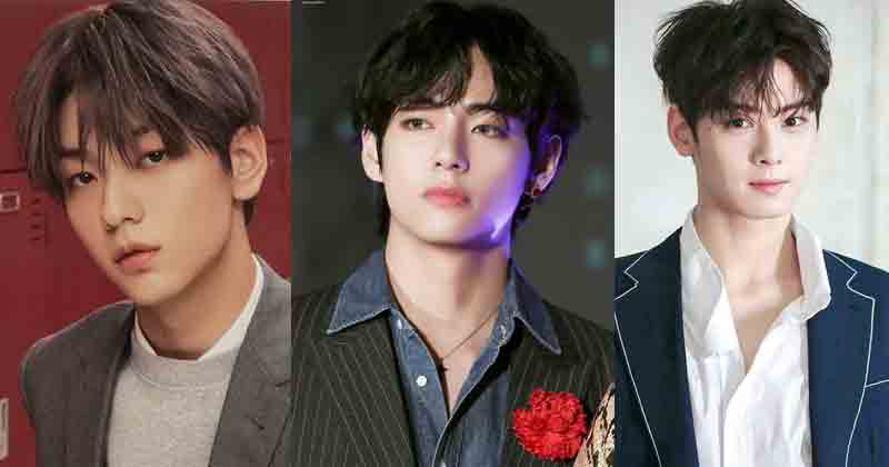 Here Are K-Pop's Top 10 Male Visuals, According to Korea's Strict Beauty Standard