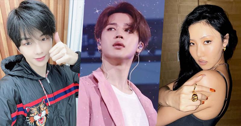 Jimin, Hwasa And Kang Daniel Top September Brand Reputation Rankings For Individual Idols