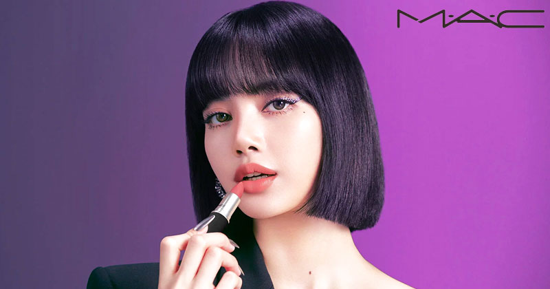 BLACKPINK Lisa To Be Global Ambassador For MAC Cosmetics!