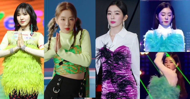 This is the reason that Red Velvet must argue with their stylist