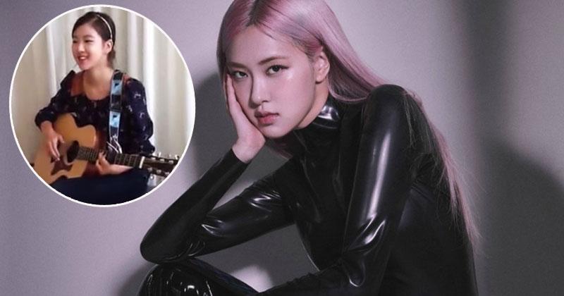 BLACKPINK Rosé And Her Secret Behind Her Unique Vocal Voice