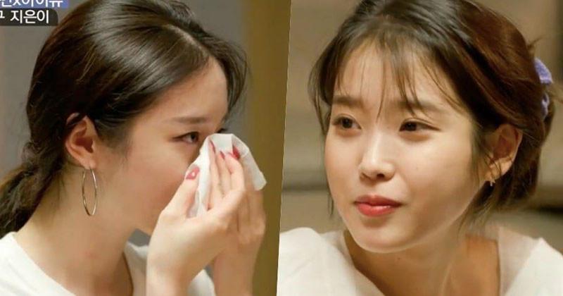 T-ara's Jiyeon Breaks In Tears When Talking About Her Friendship With IU