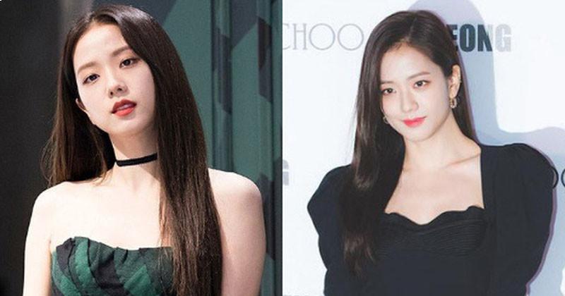 Goddess Jisoo (BLACKPINK) attended events: Miss Korea