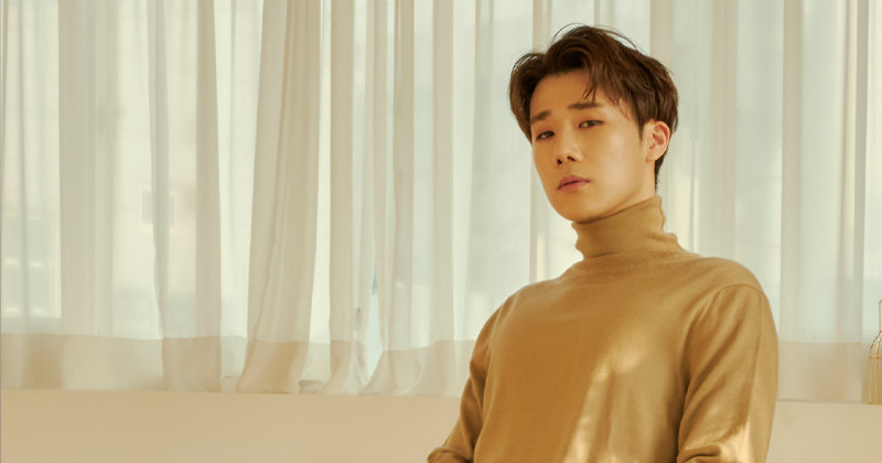INFINITE Sunggyu To Hold Solo On-tact Concert 'THE DAY' On November 15