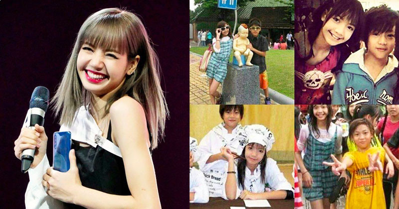 Who's Inside BLACKPINK Lisa - Circle Of Famous Friends?