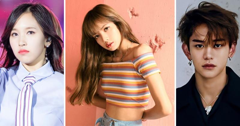 BLACKPINK's Lisa featured in Top 10 favorite non-Korean K-Pop idols