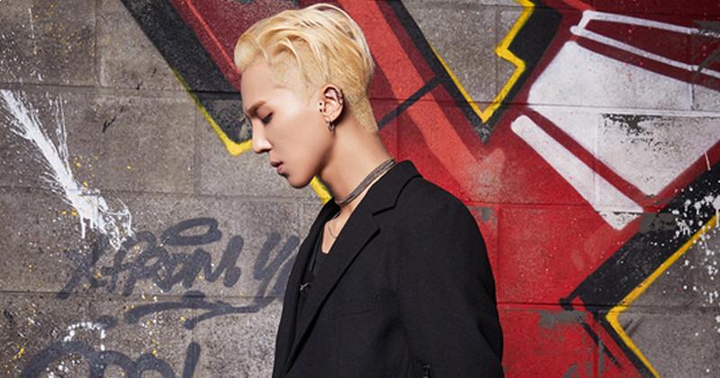 WINNER Mino To Make Comeback On October 30 With 2nd Solo Full-length Album