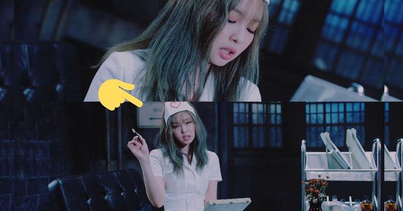"YG Entertainment Remove Jennie's Nurse Scene in BLACKPINK's ""Lovesick Girls"" MV???"