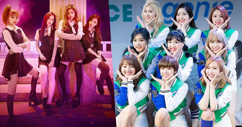 10 Songs From K-Pop Girl Groups Staying On 'Melon Daily Chart' For The Longest Time