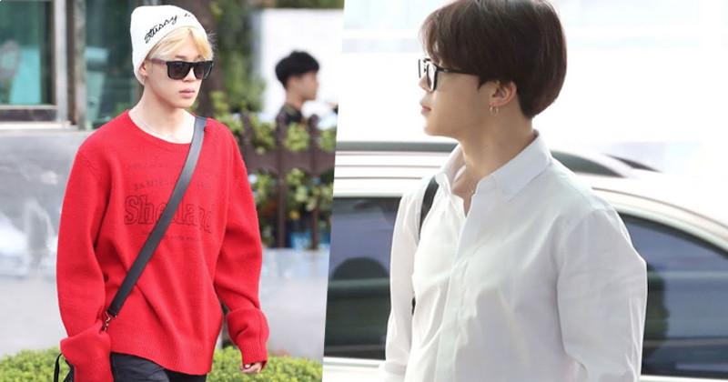 BTS Jimin - A Boyfriend Material We Dream Of