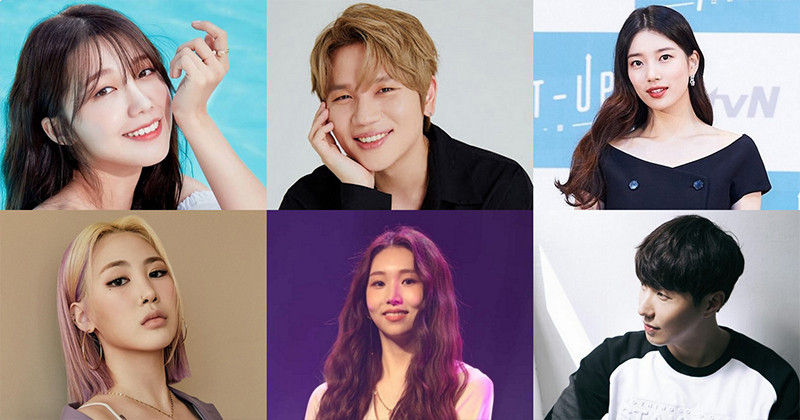 tvN 'Start-Up' Announces 3rd OST Lineup: Bae Suzy, Apink Jung Eun Ji, K.Will, JAMIE And More