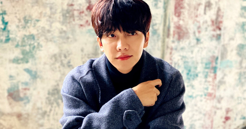 Lee Seung Gi Reveals BTS RM & J-Hope Will Feature On His 7th Full-length Album 'THE PROJECT'