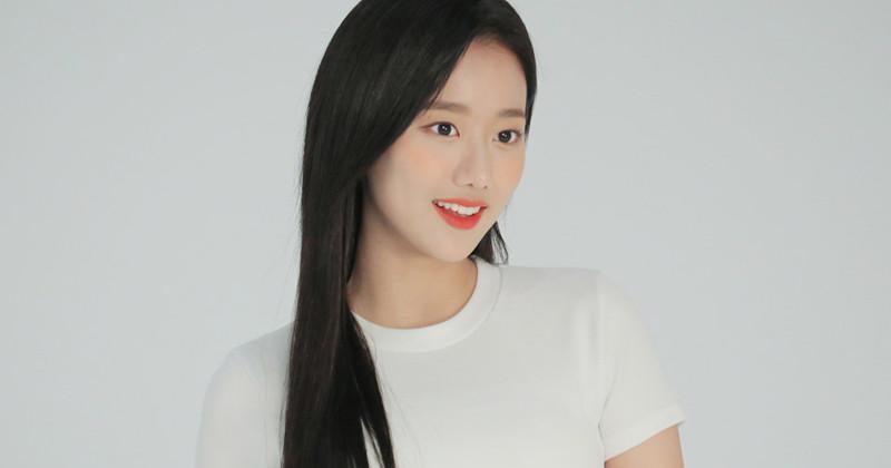 APRIL Naeun Selected To Host '2020 SBS Gayo Daejeon' On December 25