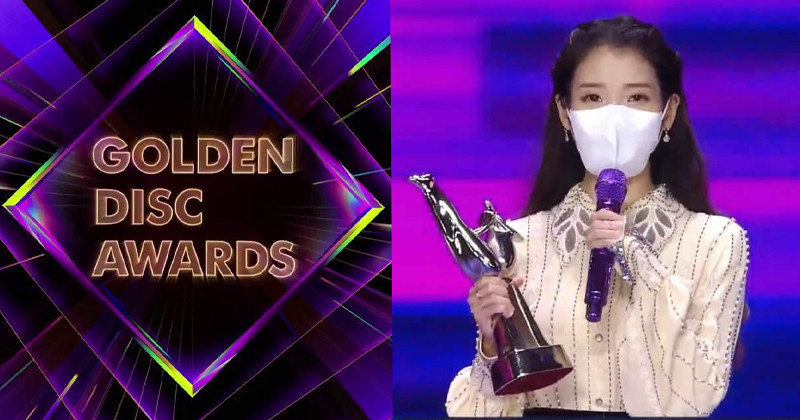 Complete List Of Winners At '2021 Golden Disc Awards' - Digital Category