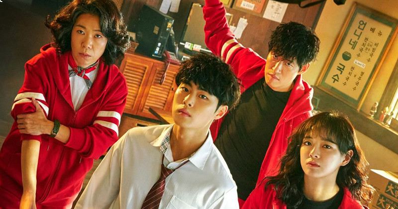 OCN Drama 'The Uncanny Counter' Replaces Writer Due To Different Opinions