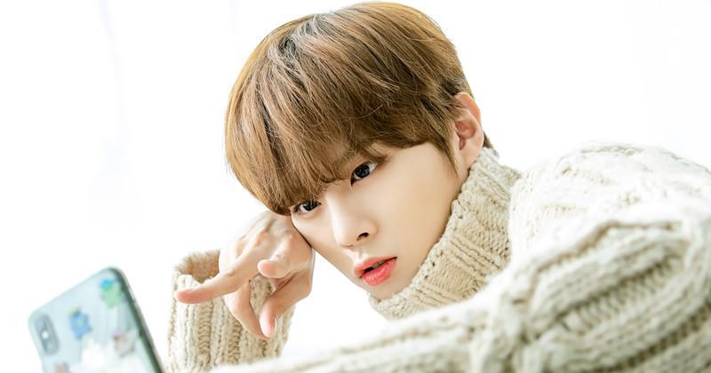 UP10TION Kim Woo Seok Announces Solo Comeback In February