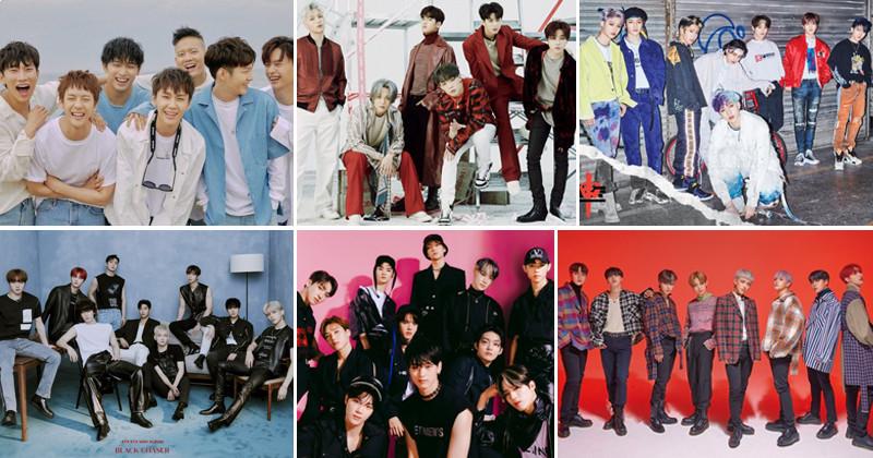 Official Line-Up Of Mnet 'Kingdom' Confirmed: BTOB, iKON, SF9, THE BOYZ, Stray Kids and ATEEZ