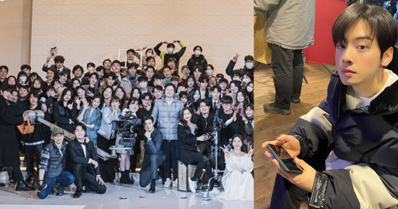 'True Beauty' Production Team Apologizes For Taking Group Photo Without Wearing Masks