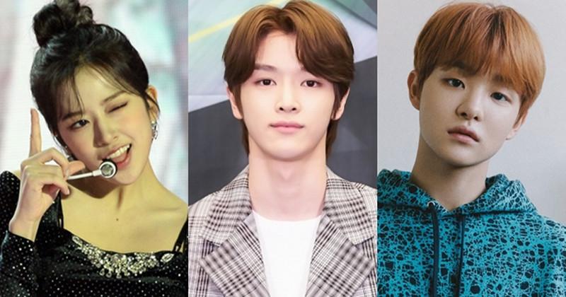 NCT Sungchan, IZ*ONE Yujin, TREASURE Jihoon Confirmed As New Hosts Of SBS 'Inkigayo'