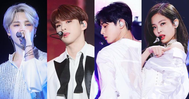 Jimin, Kang Daniel, Cha Eun Woo and Jennie Top Individual Idol Brand Reputation Rankings In February