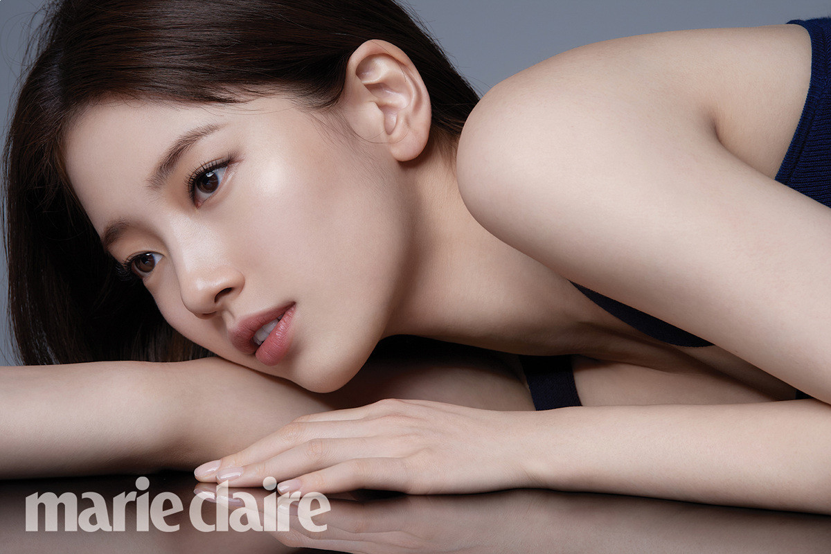 Suzy Looking Extra Stunning In New Pictorial For Marie Claire Magazine