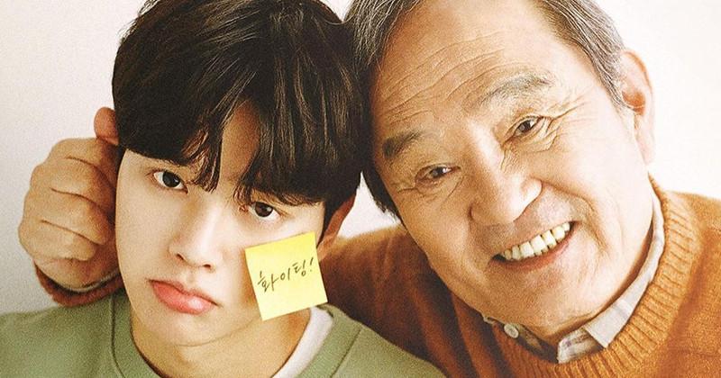 Song Kang & Park In Hwan Herald Fantastic Chemistry In New Posters Of tvN's Drama 'Navillera'