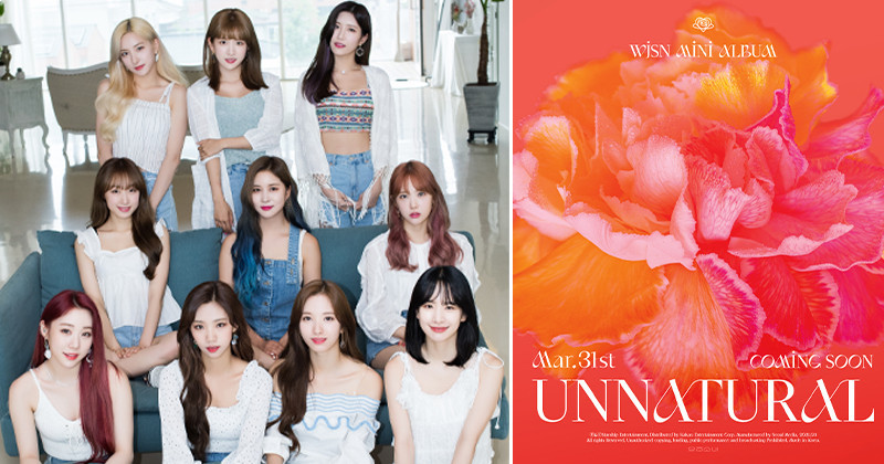 WJSN Unveils Details For Comeback On March 31 With Mini Album 'UNNATURAL'